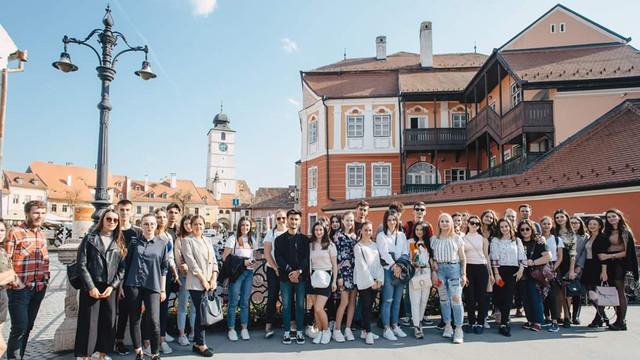 INTERVIU | Președintele Organizației Tinerilor Basarabeni din Sibiu, Alina Tulbure: Scopul nostru principal este de a ajuta, pe oricine și oricând, indiferent de situație