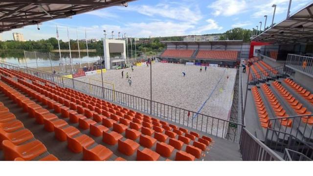 Republica Moldova va găzdui Campionatul European de fotbal pe plajă