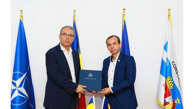 Orașele Cahul și Constanța, România se vor înfrăți