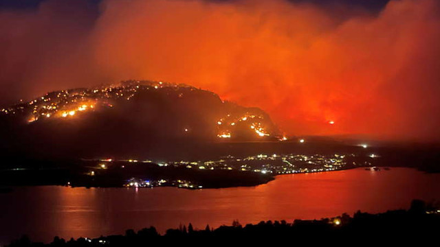 Incendiile de vegetație fac ravagii în Grecia, Turcia și Liban
