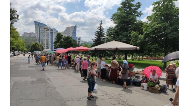 Primăria capitalei a stabilit locurile unde se vor desfășura târgurile agricole de weekend
