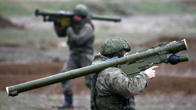 Rusia a transferat 21.000 de militari ai trupelor speciale în Crimeea, sub pretextul luptei cu inundațiile (oficial ucrainean)