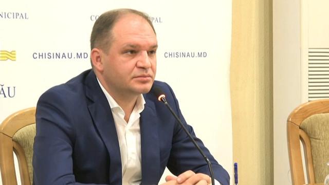 Ion Ceban, respinge ideea creării unui partid politic: Mă ocup de Chișinău, n-am timp de alte lucruri