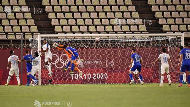 Fotbal   România a debutat cu o victorie la Jocurile Olimpice de la Tokyo, 1-0 cu Honduras