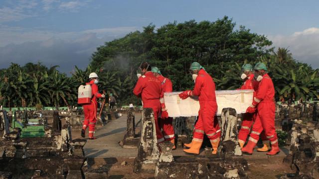 Noul epicentru global al pandemiei de COVID-19. OMS: Indonezia a înregistrat peste 1300 de decese în 24 de ore