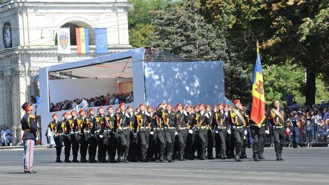La 27 august, în Piața Marii Adunări Naționale va avea loc o paradă militară