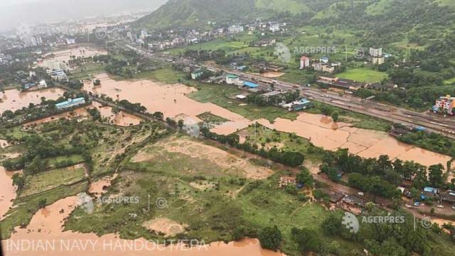 Alunecări de teren în India: Cel puțin 36 de morți și zeci de dispăruți