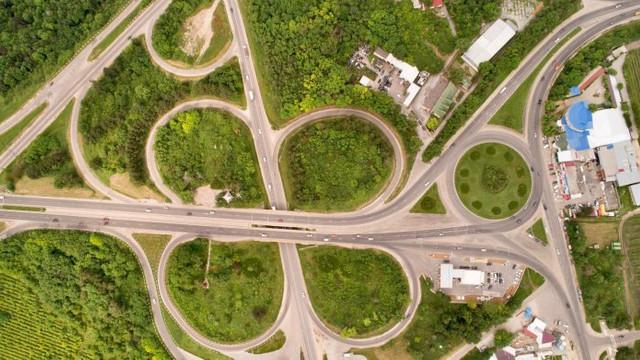 Autoritățile de profil au efectuat un recensământ al transportului auto la un nod rutier de lângă capitală