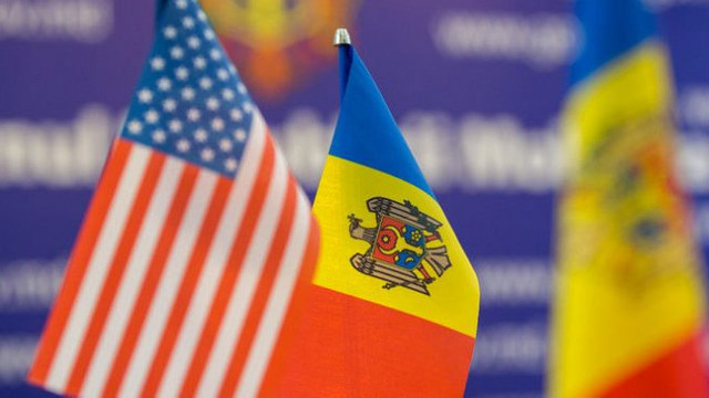 Noul atașat militar al SUA în R. Moldova, prezentat la Ministerul Apărării