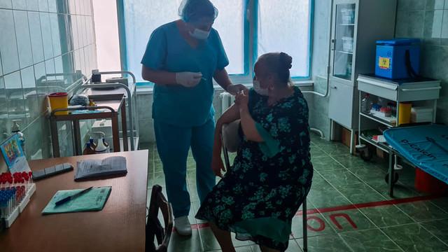 La Comrat funcționează șapte puncte de vaccinare anti-COVID-19
