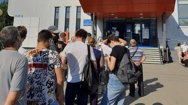 Maraton de vaccinare anti-COVID-19 la Căușeni