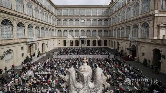 Vaticanul a publicat pentru prima dată informații despre proprietățile sale imobiliare