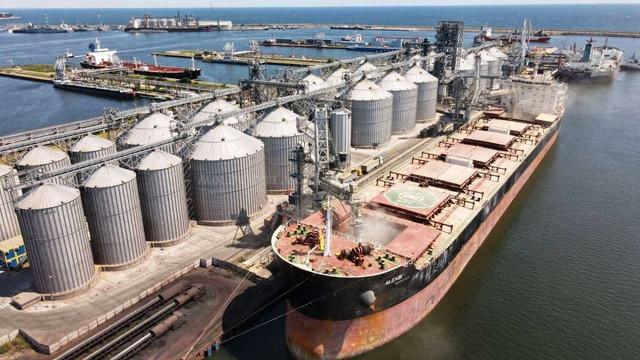 Grupul Trans-Oil a reluat exportul de cereale din România și R. Moldova (Mold-street)