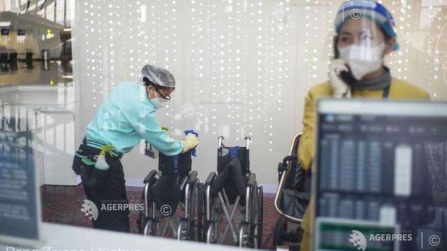 Testare în masă pentru COVID-19 în orașul chinez Zhengzhou, cu o populație de 10 milioane de locuitori
