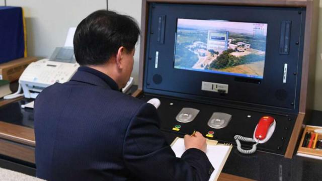 Coreea de Nord și Coreea de Sud au redeschis o linie de comunicație directă