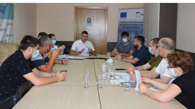 Două licee din raioanele Dubăsari și Ungheni sunt renovate cu ajutorul UE