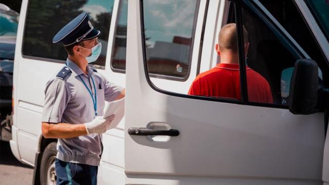 Șase călători vor fi plasați în carantină după ce au prezentat la frontieră teste COVID false