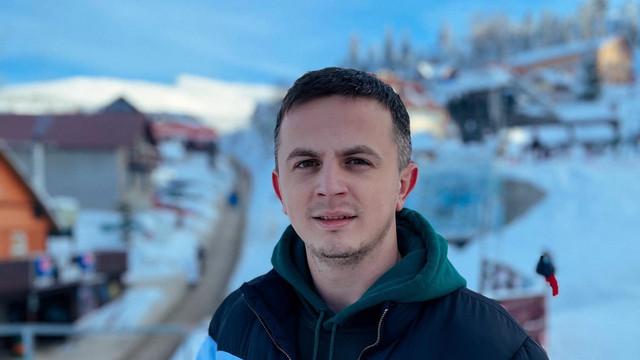 INTERVIU | Ilie Iucal - președintele Asociației Studenților Basarabeni din Petroșani: Mulțumim Universității din Petroșani pentru susținerea acordată mereu
