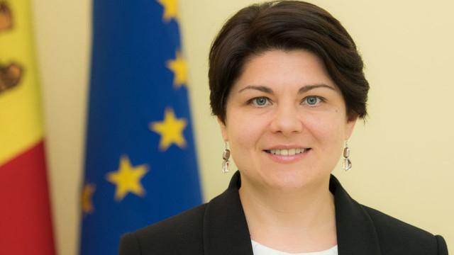 Natalia Gavrilița este candidatul PAS la funcția de prim-ministru al R.Moldova