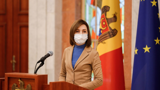 DOC   Președinta Maia Sandu a înaintat-o pe Natalia Gavrilița la funcția de prim-ministru al R. Moldova