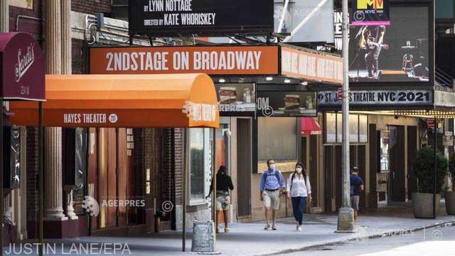 Pe Broadway, vaccinarea anti-COVID-19 și măștile sanitare devin obligatorii la deschiderea viitoarei stagiuni