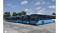 Parcul Urban de Autobuze Chișinău și-a mărit numărul de mijloace de transport