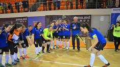 Moldova va evolua la Campionatul European de futsal feminin în grupa B
