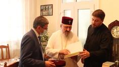 Șeful Legislativului, Igor Grosu, a avut o întrevedere cu mitropolitul Basarabiei, Înaltpreasfinţitul Petru