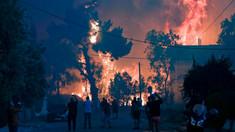 România va trimite pompieri în Grecia pentru a ajuta la stingerea incendiilor