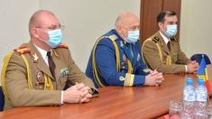 România are un nou atașat militar adjunct în Republica Moldova