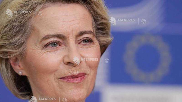 Șefa Comisiei Europene cere SUA să ridice interdicția de intrare pe teritoriul lor a călătorilor europeni