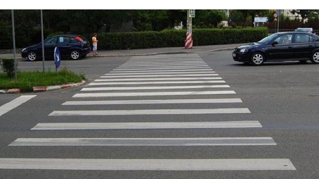 Marcajul rutier din apropierea școlilor din capitală este reînnoit
