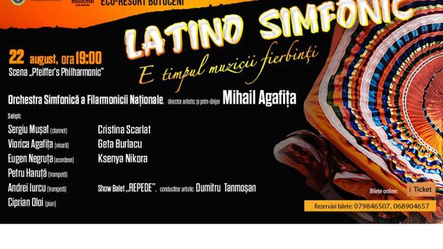 Filarmonica Națională va organiza două concerte la Butuceni