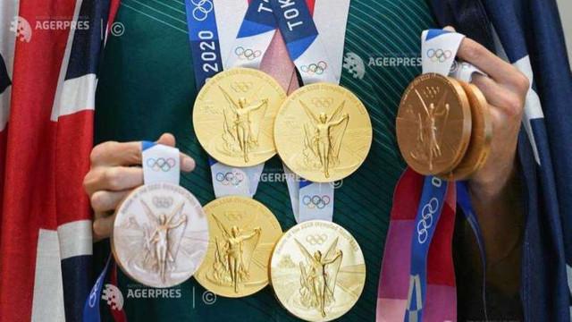 JO 2020 | China continuă să conducă în clasamentul pe medalii