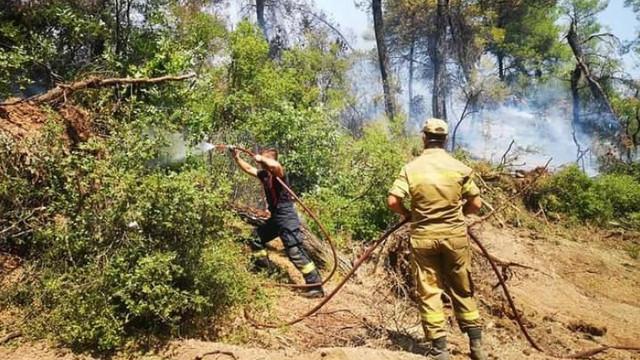 Premierul grec mulțumește celor 22 de țări care ajută la stingerea incendiilor, printre care este și R. Moldova