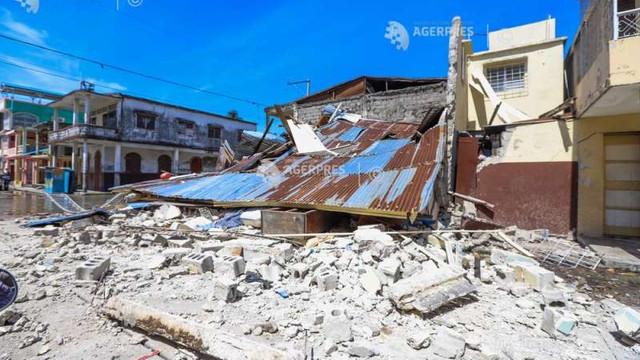 Haiti | Cel puțin 304 morți în urma unui seism cu magnitudinea 7,2