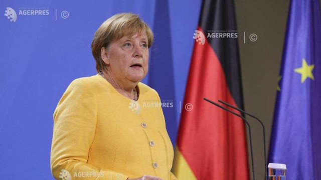 Angela Merkel s-a adresat parlamentului german pentru ultima dată în calitate de cancelar