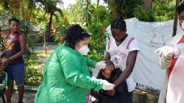 UE va acorda un ajutor umanitar de 3 milioane de euro pentru Haiti, în urma cutremurului în care au murit peste 1.400 de oameni