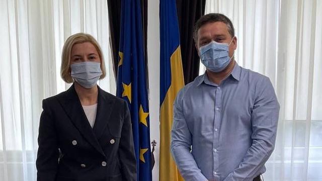 """Bașcanul Găgăuziei, Irina Vlah, în vizită în România: """"Am venit să învățăm și să facem schimb de experiență"""""""