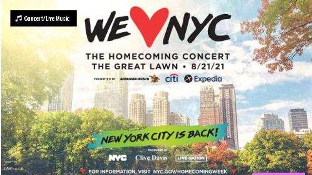 New York-ul marchează depășirea celei mai dificile perioade a pandemiei de coronavirus printr-un concert gratuit