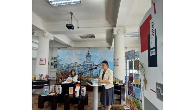 O conferință științifică dedicată Zilei Limbii Române a avut loc la o bibliotecă din capitală