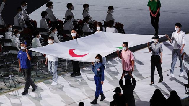 Împăratul Japoniei a declarat deschise Jocurile Paralimpice