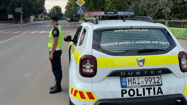 VIDEO   Zece șoferi în stare de ebrietate au fost depistați de către polițiști, în ultimele 24 de ore