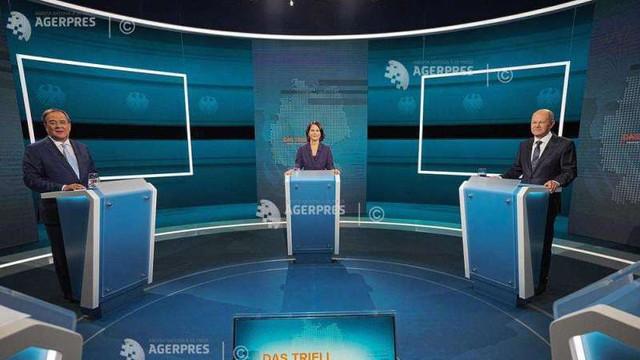 Germania | Situația din Afganistan, subiect de dispută în prima dezbatere a principalilor trei candidați la postul de cancelar