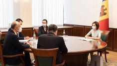 Președinta Maia Sandu s-a întâlnit cu Ambasadorul Republicii Populare Chineze
