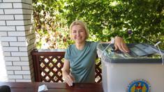 Irina Vlah a votat în cadrul alegerilor pentru Adunarea Populară din regiunea găgăuză