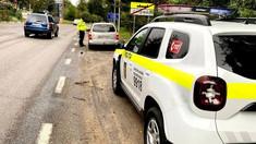 În acest weekend peste 2300 de conducători auto au încălcat regulile de circulație rutieră. 40 de șoferi au fost prinși în stare avansată de ebrietate