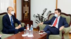 Ambasadorul Republicii Populare Chineze își încheie misiunea în Republica Moldova