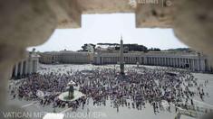 Vatican | Certificat sanitar obligatoriu pentru lucrători și vizitatori, nu și pentru credincioșii care participă la slujbe