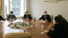 Ministrul Agriculturii a avut o întrevedere protocolară cu ambasadorul României